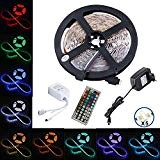 Alfa Lighting 5 m LED  flessibile striscia 150 LED cambia colore RGB SMD5050 LED light strip kit RGB 5 ...