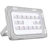 Viugreum Lampada LED Esterni 50W Impermeabile di VI Generazione Basso Consumo Lampada Luce Potente Super Luminosa Faretto da Giardino Garage ...