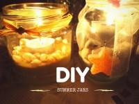 Lanterne Estive con i Barattoli | DIY