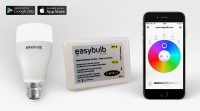Easybulb Lampadine LED che si Controlla con IPhone IPad Android