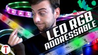Addressable RGB LED, cosa cambia confronto ai LED standard?