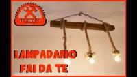 LAMPADARIO | FAI DA TE